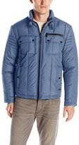 Kenneth Cole New York Men's Quilted Down Hipster