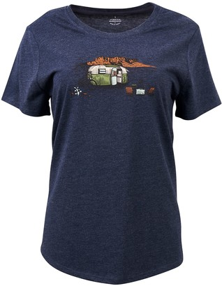 United By Blue Women's Desert Drive Graphic Tee