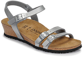 Papillio LANA women's Sandals in Silver