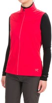 Arc'teryx Trino Windstopper® Vest (For Women)