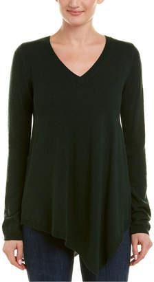 Acrobat Asymmetric Wool-Blend Sweater