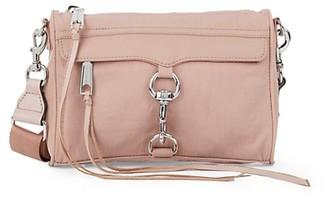 Rebecca Minkoff Mini MAC Nylon Crossbody Bag