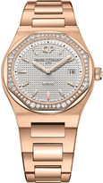 Girard Perregaux Girard-Perregaux 80189D52A132-52A Laureato pink gold and diamond watch