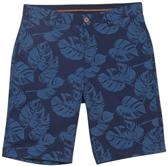 Tommy Bahama Puerto Real Fronds Palm Leaf Print Shorts