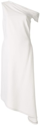 Rosetta Getty off the shoulder dress