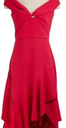 Peter Pilotto Cady Off-the-Shoulder Dress