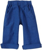 Charlie Rocket Chambrey Shorts (Toddler/Kid) - Chambrey-2T