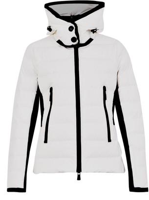 MONCLER GRENOBLE Contrast Trimmed Puffer Jacket