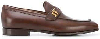 Salvatore Ferragamo Signature Loafers