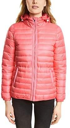 Street One Women's 200450 Jacket Shell Pink 11193