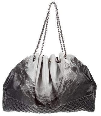 7cbc9cdbfda9 Chanel Gray Handbags - ShopStyle