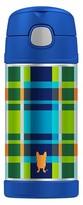 Thermos Portable Beverage Bottle - Blue (16oz)