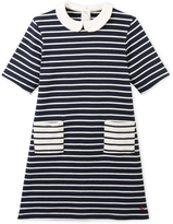 Petit Bateau Girls nautical dress