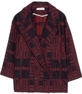 Etoile Isabel Marant Alika cotton-blend coat