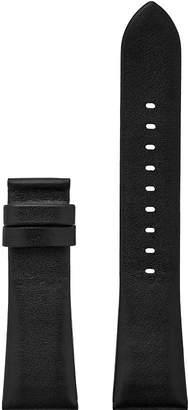 Michael Kors Bradshaw Leather Smartwatch Strap, 22mm