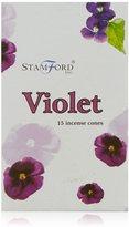 Puckator Stamford Violet Incense Cones