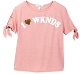Ten Sixty Sherman I Heart Weekends Tee (Big Girls)
