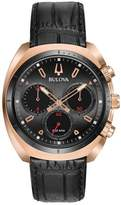 Bulova Men's Curv Chronograph Quartz Watch, 43mm