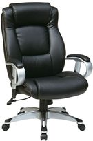 Office Star Products Executive Eco-Leather Chair