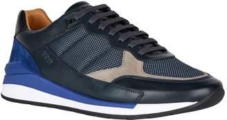 BOSS Leather Runner Sneakers