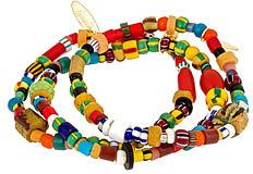 Wendy Mink Triple Strand Stretch Bracelets