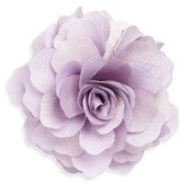 Cara Women's Organza Rose Pin