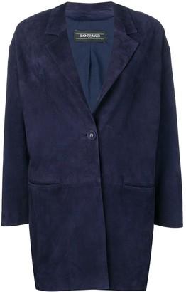 Simonetta Ravizza V-neck jacket