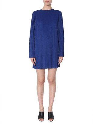 Givenchy Long-Sleeved Shift Dress