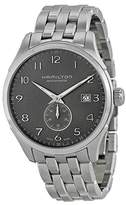 Hamilton Men's H42515185 'Jazzmaster' Swiss Automatic Stainless Steel Casual Watch