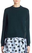 Proenza Schouler Wool Cashmere & Silk Pullover