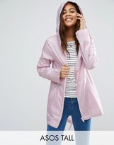 ASOS Tall ASOS TALL Pac A Trench