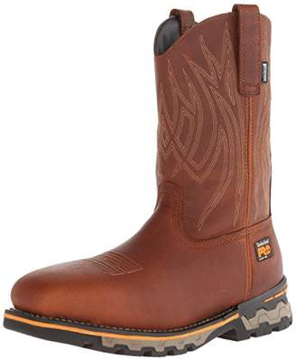 Timberland Men's AG Boss Pull-On Alloy SQ Toe Work and Hunt Boot