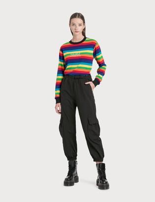 X-girl Nylon Track Pants