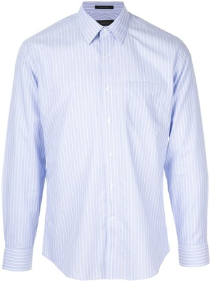 Durban D'urban striped shirt