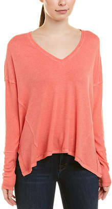Heather H By Bordeaux Boxy Top