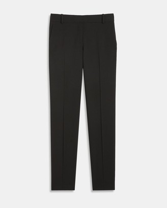 Theory Straight Trouser in Good Wool