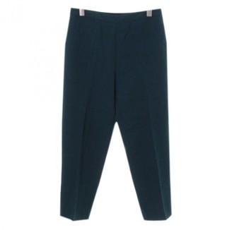 Maison Margiela Green Cloth Trousers for Women