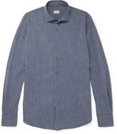 Incotex - Ween Puppytooth Cotton Shirt