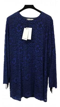 Roseanna Blue Viscose Dresses