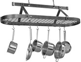 Enclume Oval Pot Rack With Grid