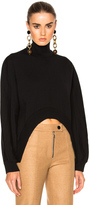 Marni Virgin Wool Turtleneck Sweater