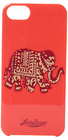 Lucky Brand Red Elephant Phone Case