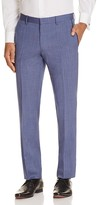 HUGO BOSS Solid Slim Fit Trousers