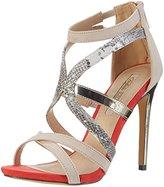Buffalo David Bitton Shoes Women's Rk 1405-040 Microfiber Pu Wedge Heels Sandals