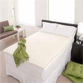 AUTHENTIC COMFORT Authentic Comfort Biofresh Memory Foam 1 1/2 Mattress Topper