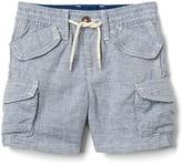 Gap Stripe beachcomber shorts