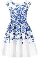 Closet Summer dress blue