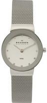 Skagen Silver Tone Mesh Steel Watch