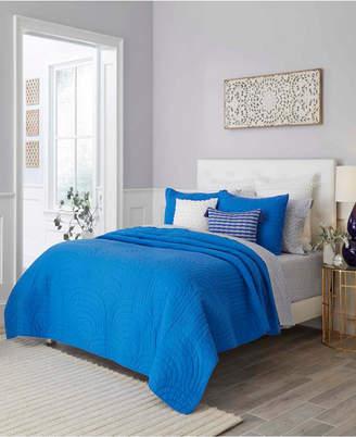 Trina Turk Palm Desert Twin Quilt Set Bedding