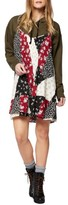 Sanctuary Women's Spring Fling Floral Slipdress